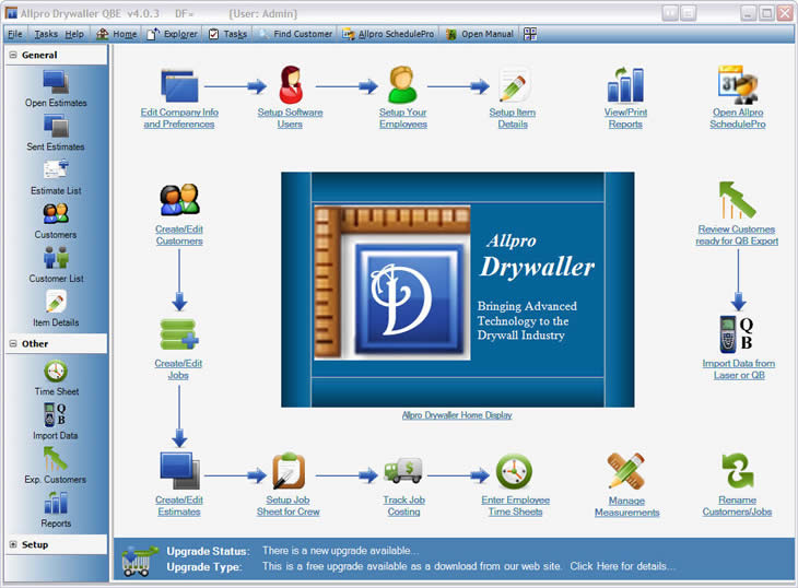 drywall software image